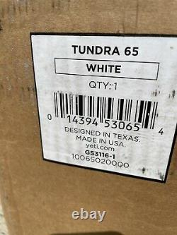 Yeti Tundra 65 Cooler D'occasion Display Store Great Condition USA Made Bear Tuff